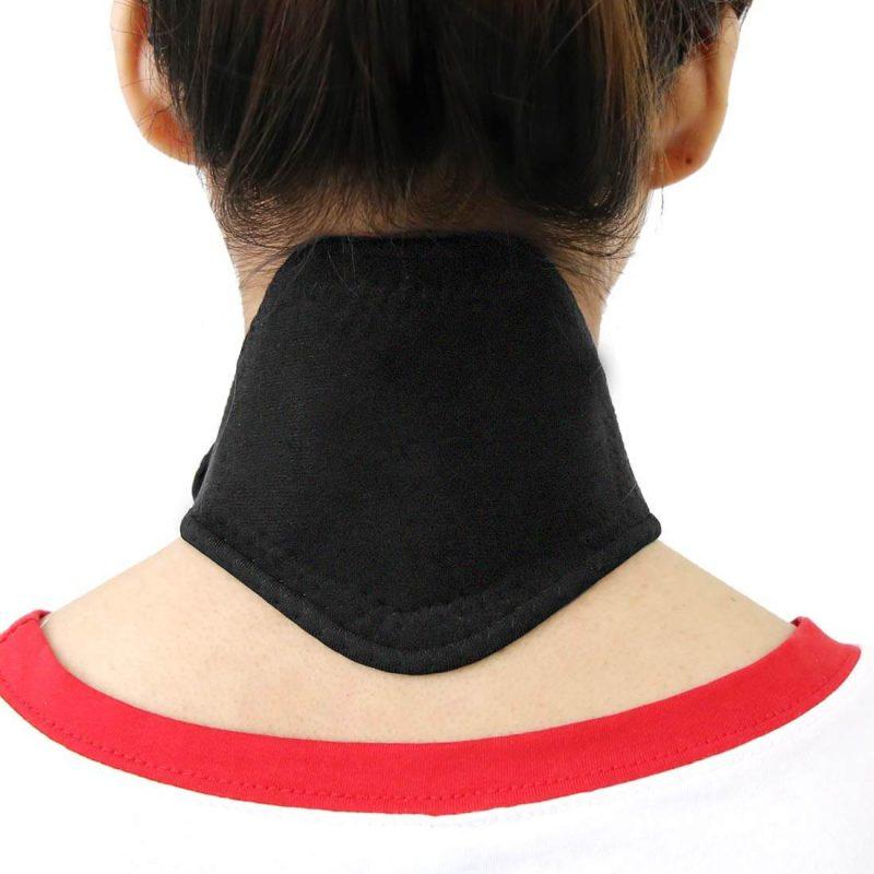 protector cuello neopreno