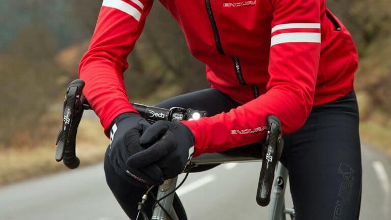 guantes de ciclista de neopreno